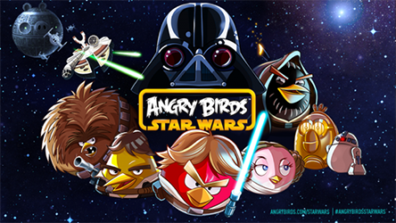 Angry Birds - Star Wars Edition